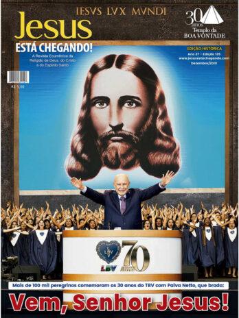 Revista JESUS ESTÁ CHEGANDO! – Edição 135