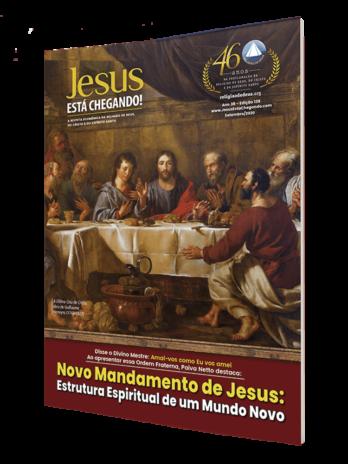 Revista JESUS ESTÁ CHEGANDO! – Edição 139