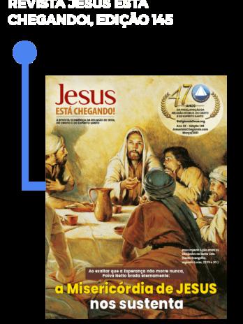 Avulso – Kit JESUS ESTÁ CHEGANDO! (Março/21)