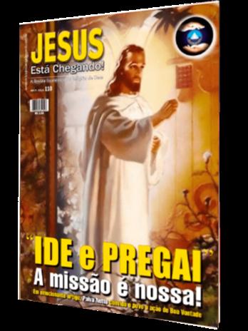 Revista JESUS ESTÁ CHEGANDO! – Edição 110