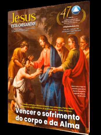 Revista JESUS ESTÁ CHEGANDO! – Edição 149
