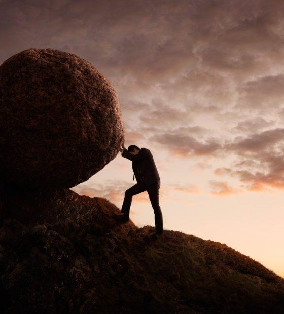 Como não desistir dos seus objetivos de vida?