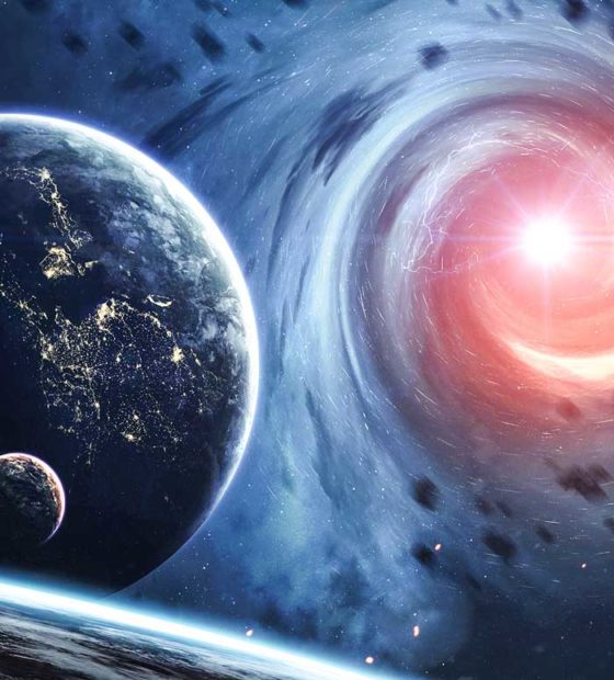 Acordes do Espaço-Tempo