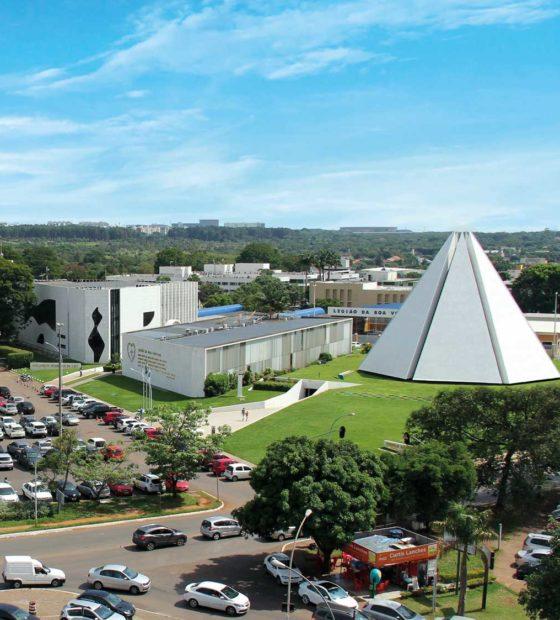 Brasília: um planalto, antes de tudo, espiritual