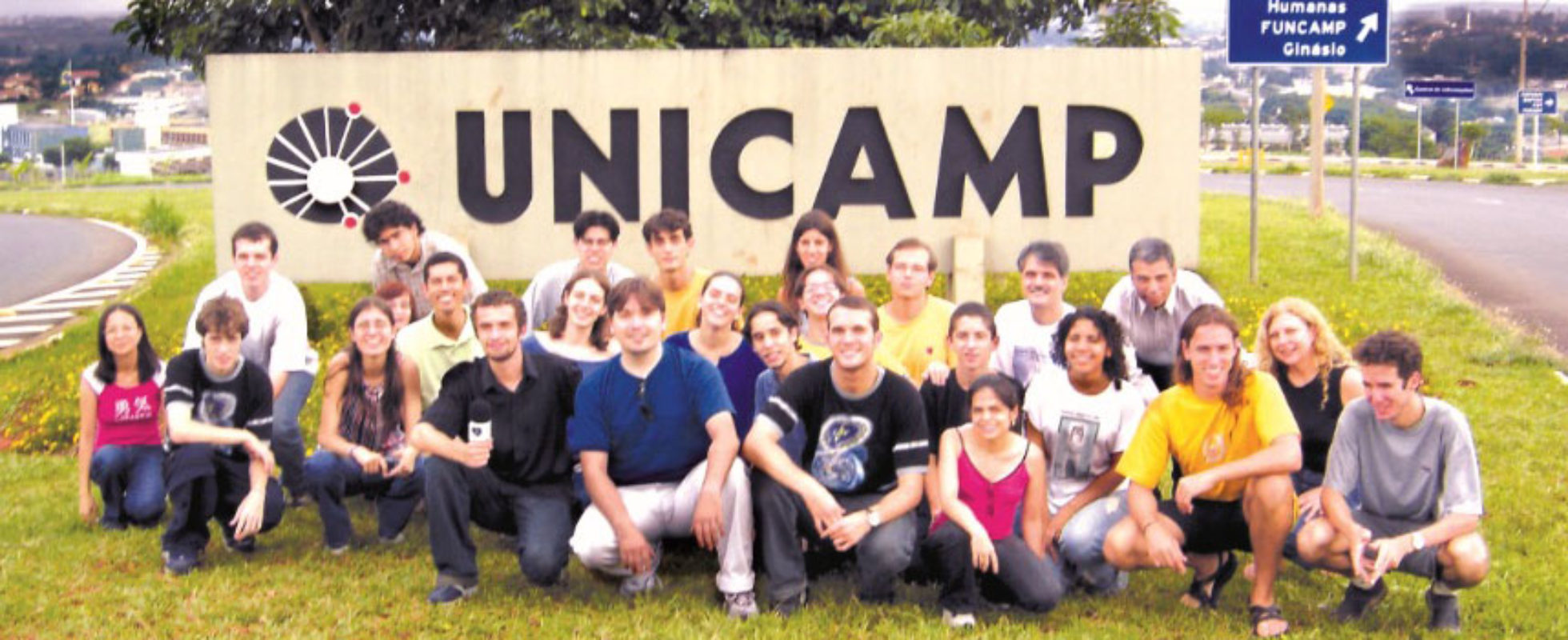 Campinas, SP — Jovens da Boa Vontade de Deus de São Paulo promoveram uma edição do Fórum Permanente Jesus na Universidade de Campinas (Unicamp). (foto: Arquivo rJEC!)
