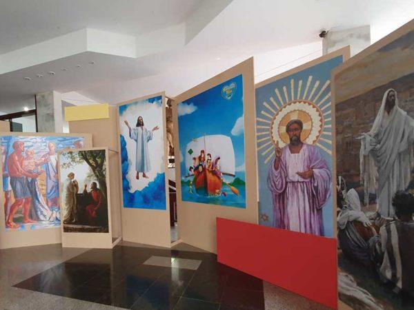 """Mostra Cultural e Artística  """"Jesus, o Ecumênico por excelência"""""""