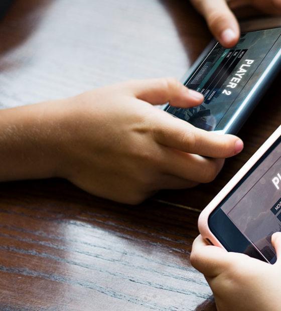 Tecnologia versus desenvolvimento infantil