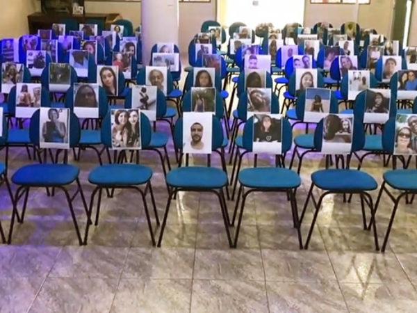 Benfeitores são homenageados no aniversário da Igreja Ecumênica da Religião Divina em Belford Roxo, RJ