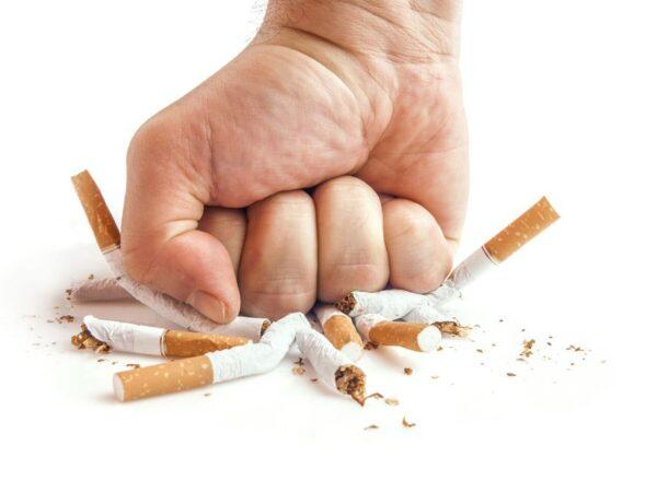 O prazer de viver vem da alma, jamais do cigarro